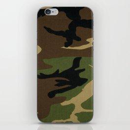 Camo iPhone Skin