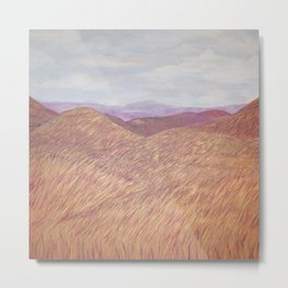Mindscape Series Three, Painting Two  Redding C.A Metal Print