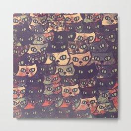 cat-227 Metal Print