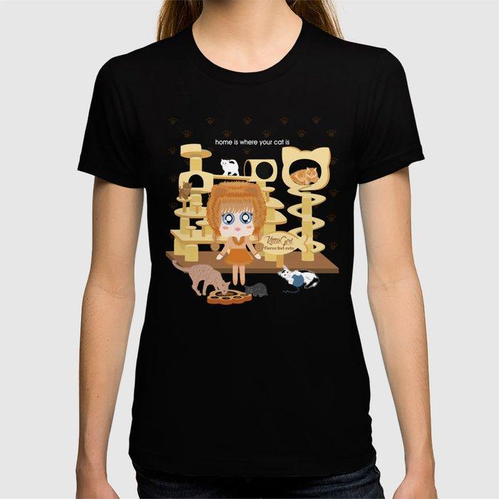Kittie Girl T-shirt