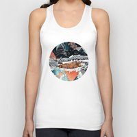 30 seconds to mars Tank Tops featuring Seconds Behind by Sandra Dieckmann