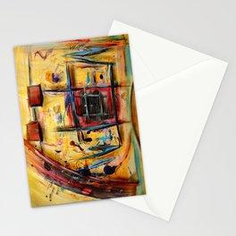 Acryl-Abstrakt 32 Stationery Cards