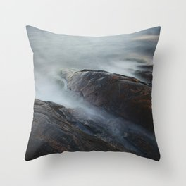 Creatures of the sea Throw Pillow