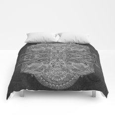 Etched Offering Comforters