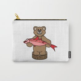 Northwest Bear Carry-All Pouch