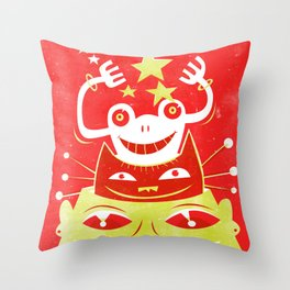 Fun Throw Pillow