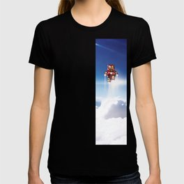 Super Bears - ACTION! the Invincible One T-shirt