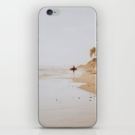 lets surf xxi iPhone Skin