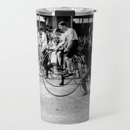 Bicycle race Travel Mug