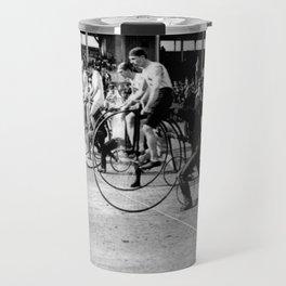 Bicycle race Travel Mug