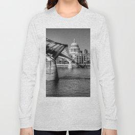 St Pauls, London Long Sleeve T-shirt