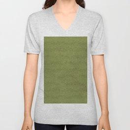 Green Tea Unisex V-Neck