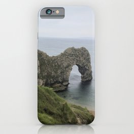 Path to Durdle Door England iPhone Case
