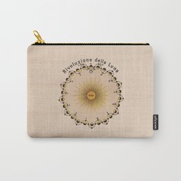 Path of the Moon around Sun Carry-All Pouch