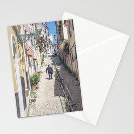 Hilly Lisbon Stationery Cards