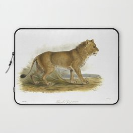 India Mainless Lion Laptop Sleeve