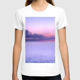 Sunset Indigo Mood T-shirt