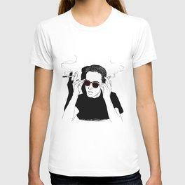 The coolest man in the World. T-shirt