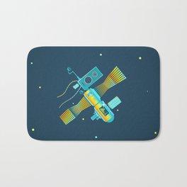 Disco satellite Bath Mat