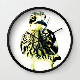 Curlew Bird Wall Clock