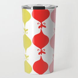 Christmas decor abstract Travel Mug