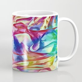 Veils Of Colors Coffee Mug