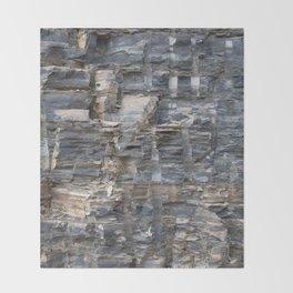 The Walcott Quarry Throw Blanket