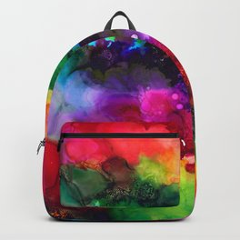 Wild Rainbows Backpack