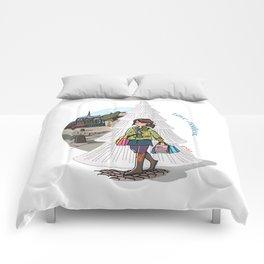 Love Honfleur Comforters