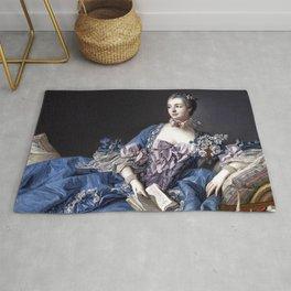 Madame De Pompadour Rug
