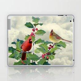 Spade's Cardinals Laptop & iPad Skin