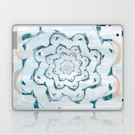 Dance of the dolphins Laptop & iPad Skin