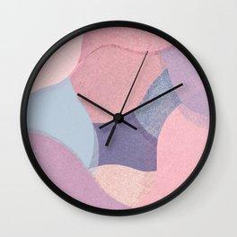 Pastel Dance Wall Clock