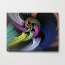 Lover's Knot Metal Print