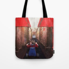 The Ghost Twins - Forever And Ever - The Shining Tote Bag