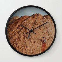 The clim Wall Clock