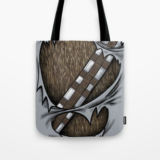 Co-Pilot Uniform Tote Bag
