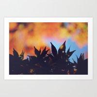 Autumn Autumn Art Print