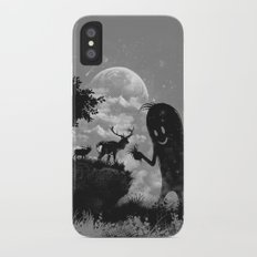 The Friendly Visitor iPhone X Slim Case