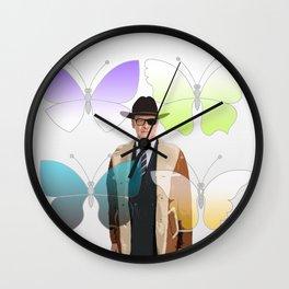 Harry Hart 2 Wall Clock