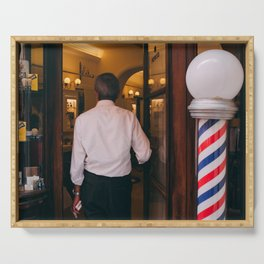Sala da Barba Serving Tray
