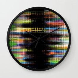 LIFE LINES Wall Clock