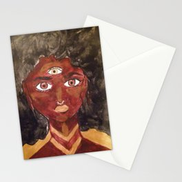 Awakened Ego Stationery Cards