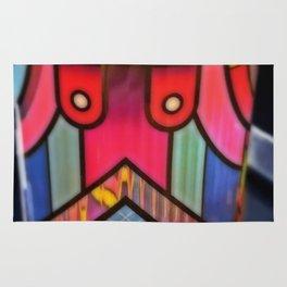 Colorful Art Deco (ish) 2 Rug