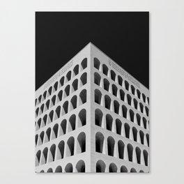 Palazzo della Civiltà Italiana Canvas Print