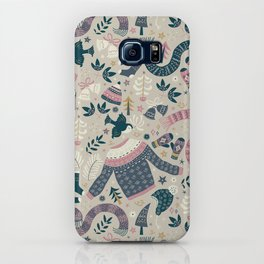 Winter Woolies iPhone Case