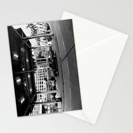 Taaaxi! [Black & White] Stationery Cards