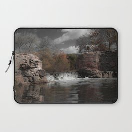 Mission Gorge Dam Laptop Sleeve
