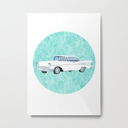 Your New Car Metal Print