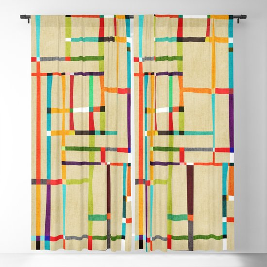The map (after Mondrian) by budikwan
